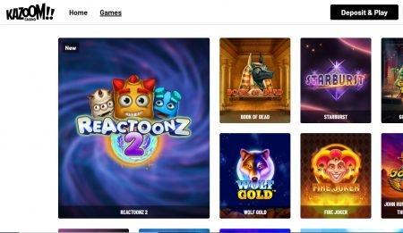 kazoom casino omtale 2
