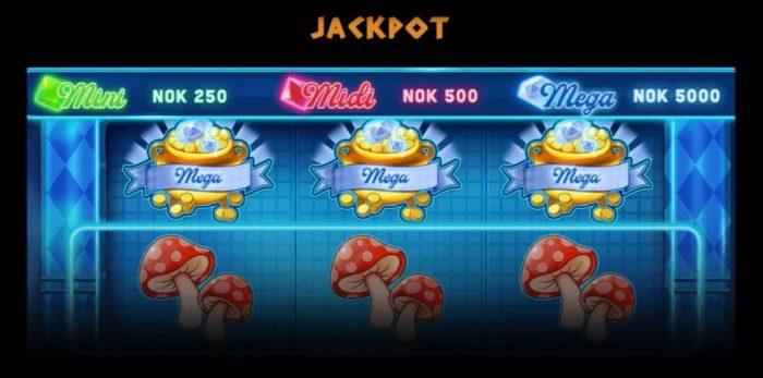 trollpot 5000 netent spilleautomat jackpot
