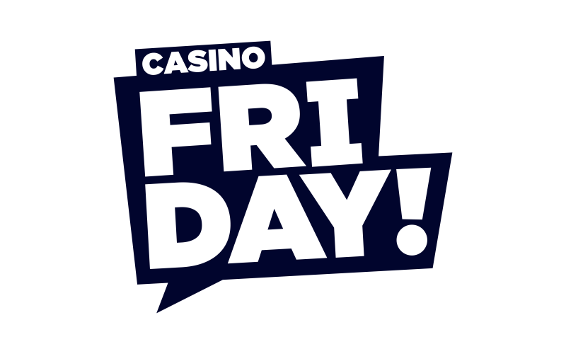 Casino Friday Logo in dark