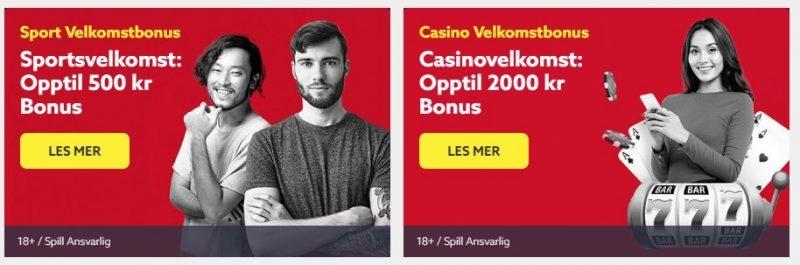 funbet casino bonus