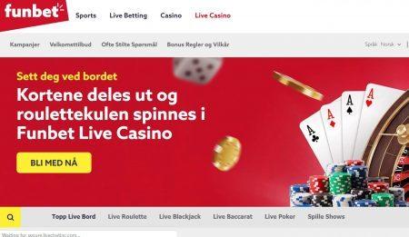 funbet casino omtale 2