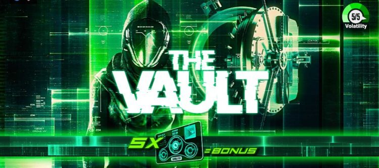 the vault spilleautomat microgaming