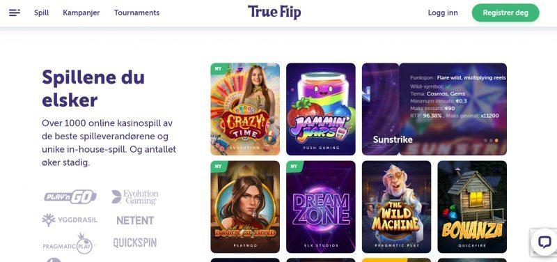 true flip casino omtale 2