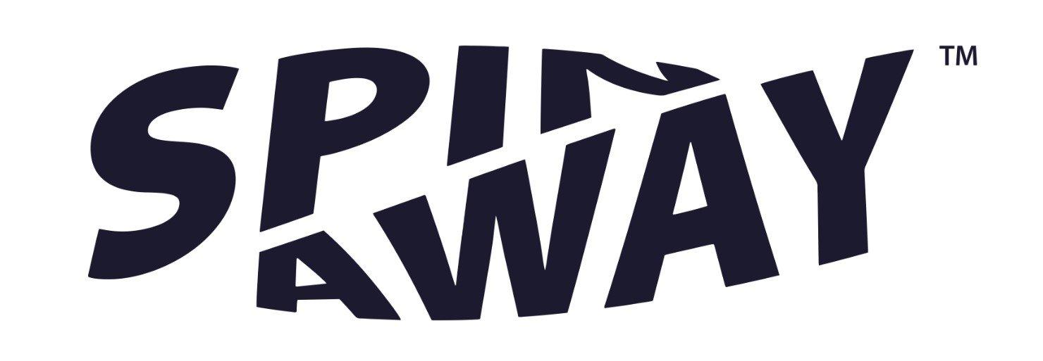 spinaway - logo til nytt norsk casino på nett