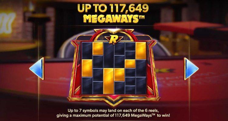 captain rizk megaways spilleautomat 3
