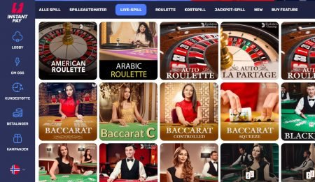 instant pay casino livecasino