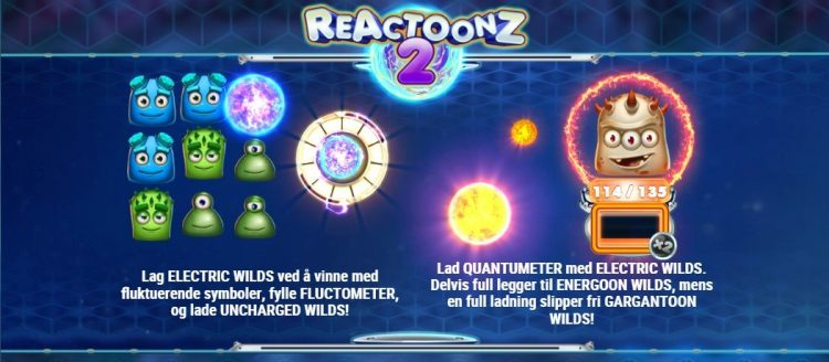 reactoonz 2 play n go