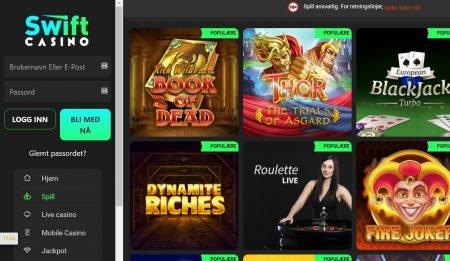 swift casino omtale 2