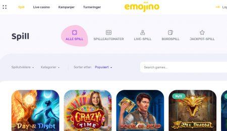 emojino casino omtale 2