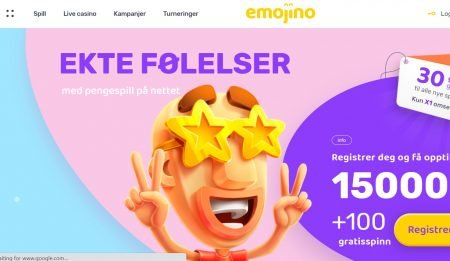 emojino casino omtale