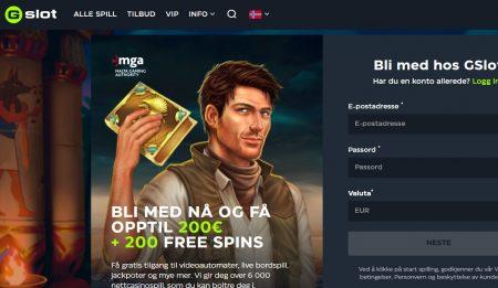 Gslot Casino omtale
