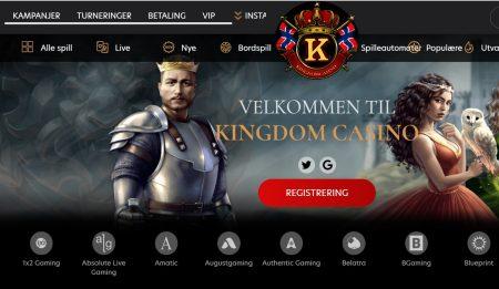 kingdom casino omtale