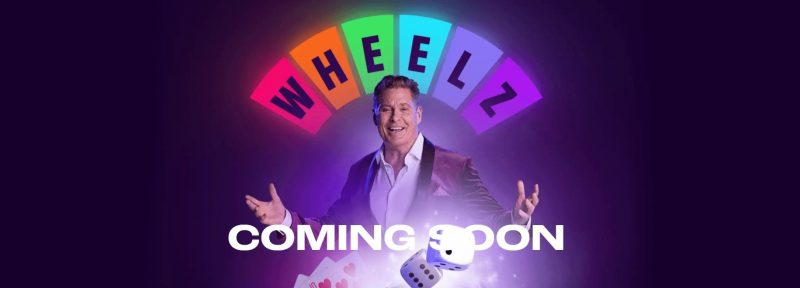 wheelz casino kommer snart