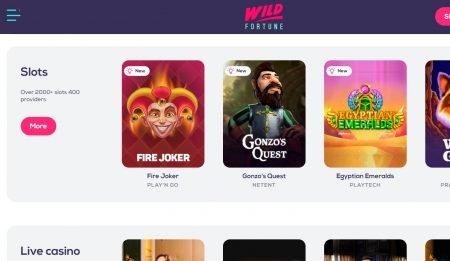 wild fortune casino omtale 2