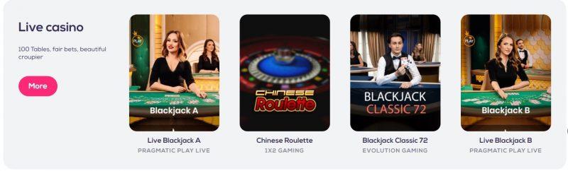 wild fortune casino spill