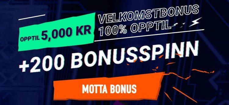 betinia casino bonus