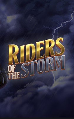 riders of the storm logo