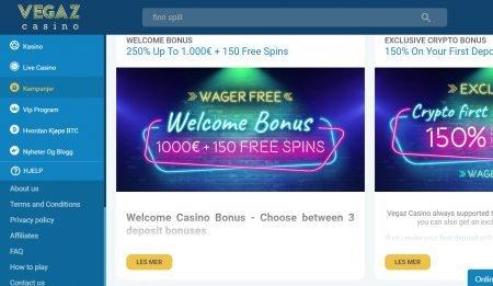 vegaz casino norge omtale 3