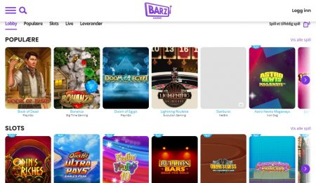 barz casino norge omtale 2