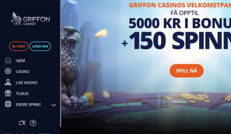 griffon casino norge omtale