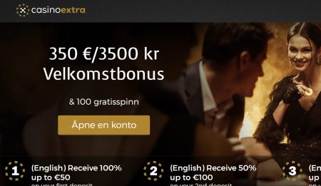 casino extra norge omtale