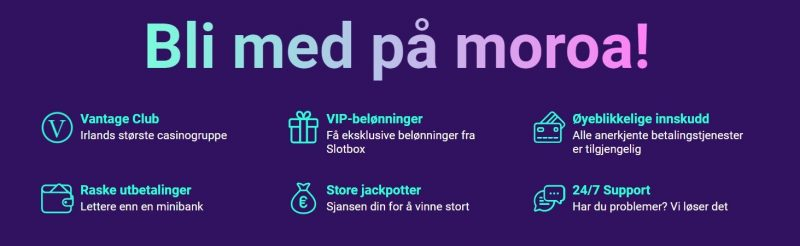 slotbox casino norge
