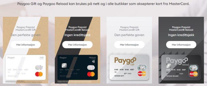 paygoo casino i norge
