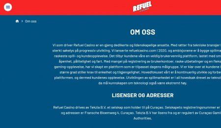 refuel casino norge 3