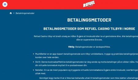 refuel casino norge 4