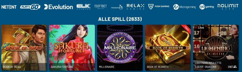 refuel casino spill
