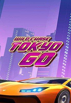 Wild Chase: Tokyo Go Logo