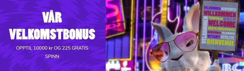 Supremo casino norge bonus