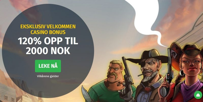 lapilanders casino norge eksklusiv bonus