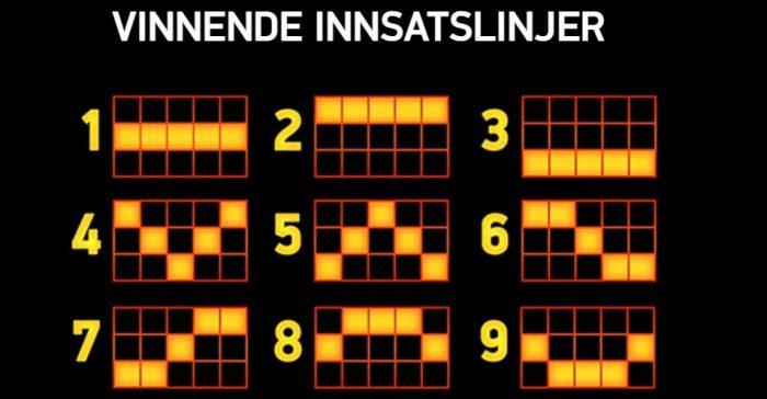 starburst xxxtreme spilleautomat norge 3