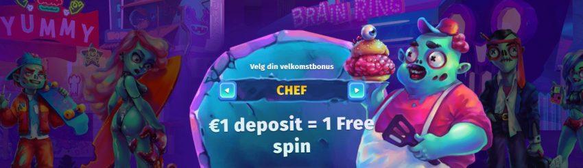 casombie casino norge bonuser